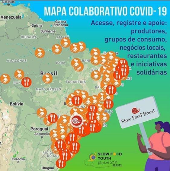 Pequenos negocios contra coronavirus Slow Food Brasil - Pequenos negócios contra Coronavírus