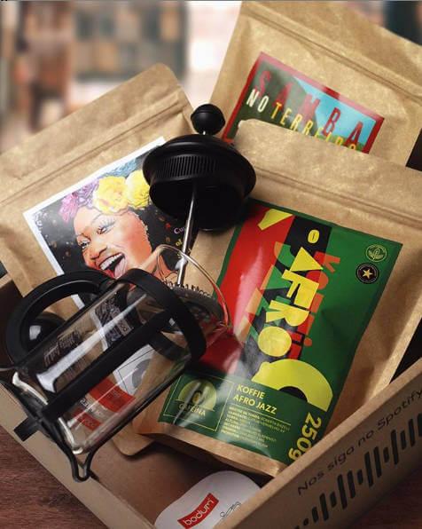 Grão Coletivo  Cafeina Records - Grão Coletivo
