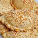 Pastel de forno 150x150 - Massa com molho de gorgonzola