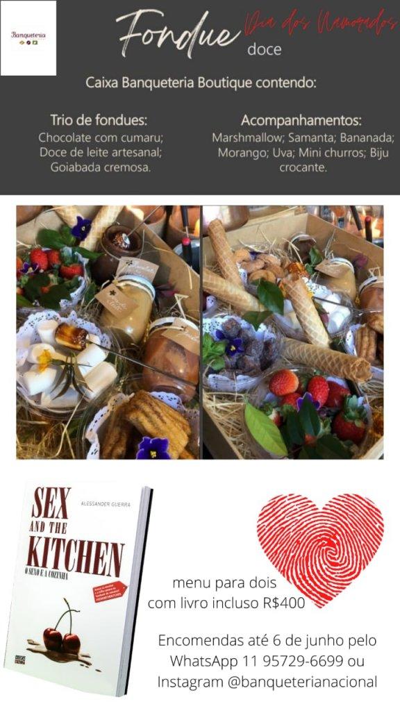 Presentes Criativos para o Dia dos Namorados  Banqueteria Nacional  Fondue Salgado 576x1024 - Presentes criativos para o Dia dos Namorados