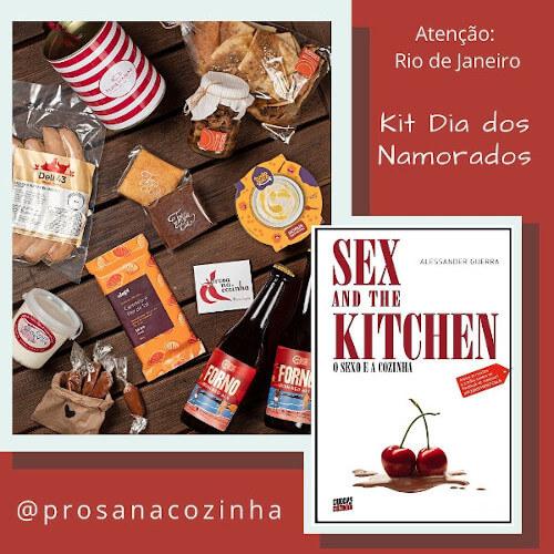 Presentes criativos para o Dia dos Namorados Prosa na Cozinha - Presentes criativos para o Dia dos Namorados