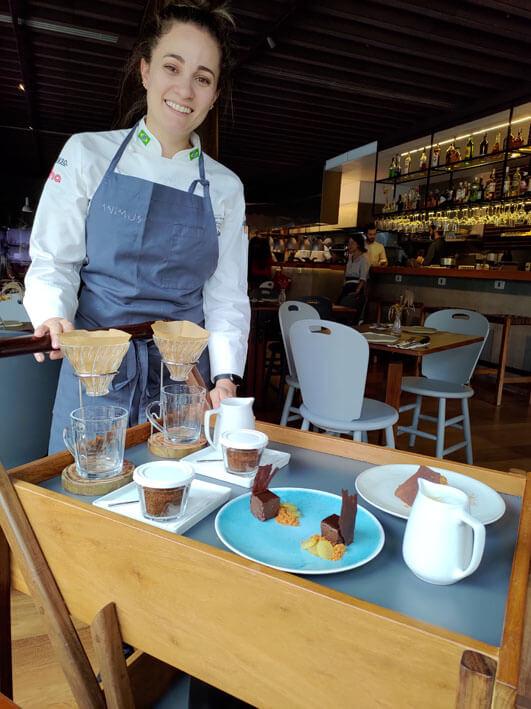 Animus restaurante  Giovanna Grossi  Carrinho - Animus Restaurante