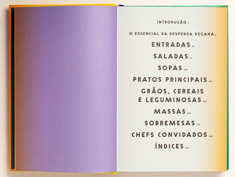 Culinaria Vegana Indice - Culinária Vegana