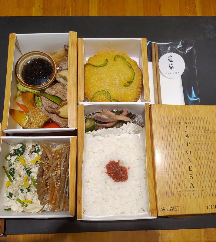 Culinaria Japonesa  menu - Culinária Japonesa