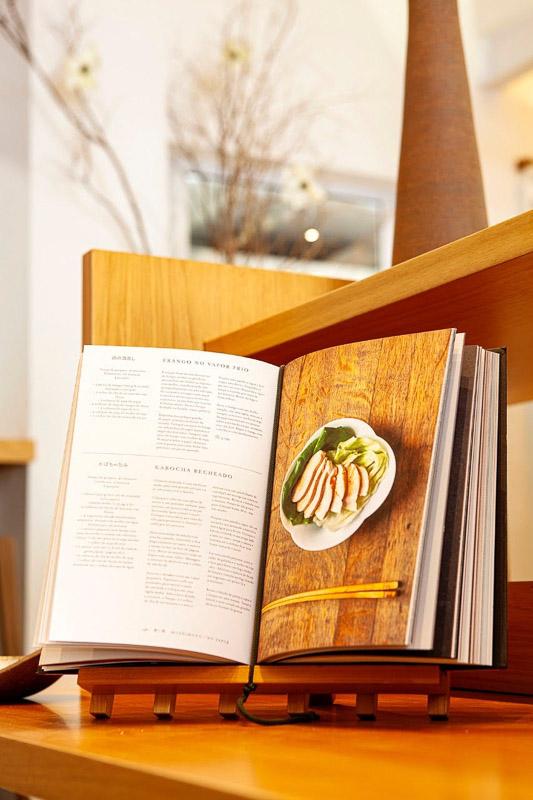 Culinaria Japonesa foto Codo Meletti aberto - Culinária Japonesa